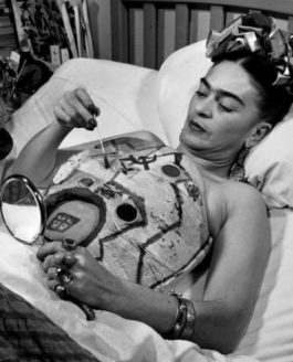 Historic Photo – Frida