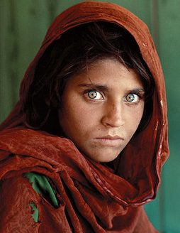 Historic Photo – Afghan Girl