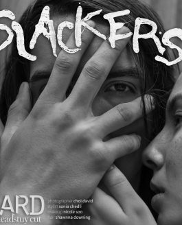 Slackers – the Deadstuy Cut – SERAZARD – Choi David x Sonia Chedli